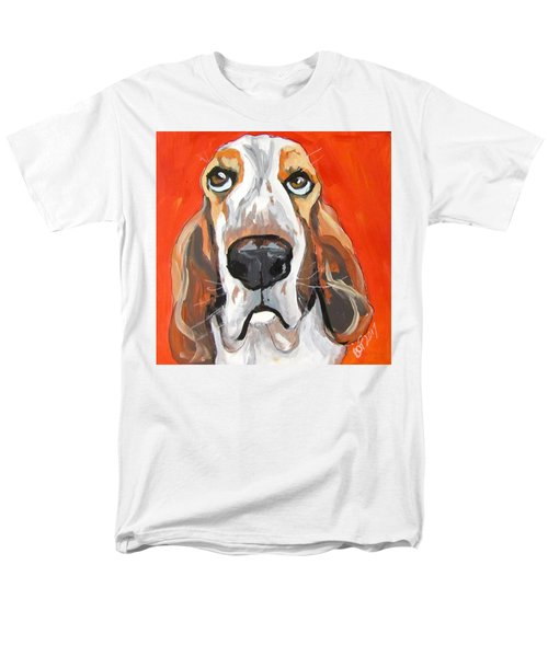 Toby Men's T-Shirt  (Regular Fit) by Barbara O'Toole