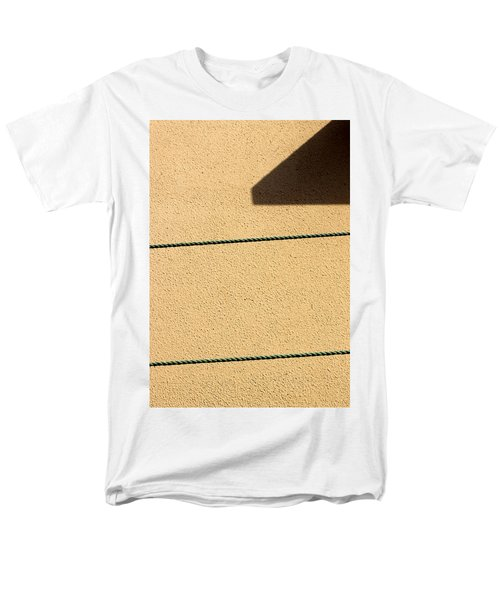 Together Yet Apart Men's T-Shirt  (Regular Fit) by Prakash Ghai