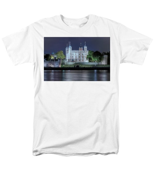 Tower Of London Men's T-Shirt  (Regular Fit) by Joana Kruse