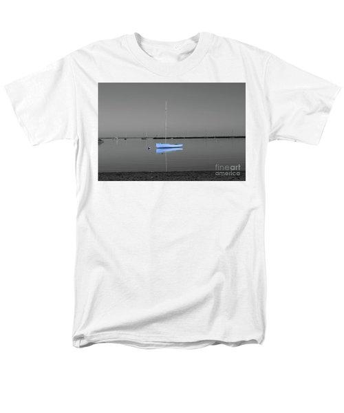 Men's T-Shirt  (Regular Fit) featuring the photograph Tranquil Waters by Sebastian Mathews Szewczyk