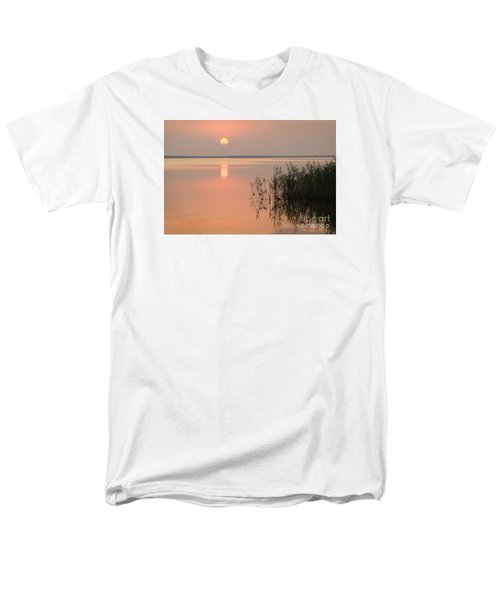 Men's T-Shirt  (Regular Fit) featuring the photograph Tranquility by Inge Riis McDonald
