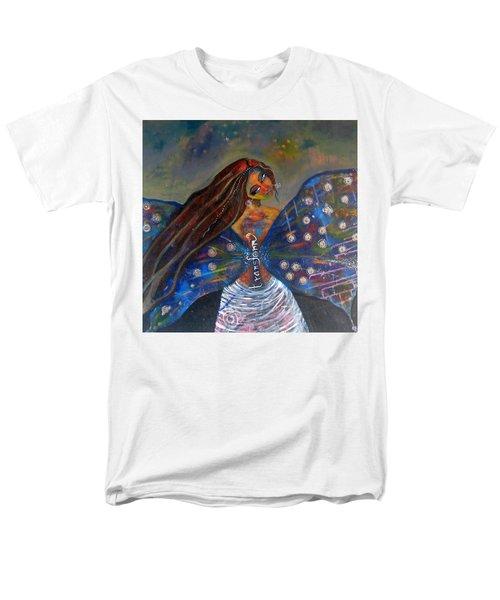 Transform Men's T-Shirt  (Regular Fit) by Prerna Poojara