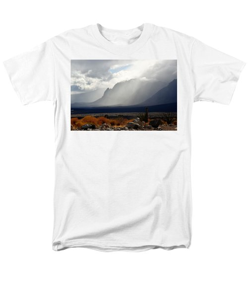 Tread Lightly Men's T-Shirt  (Regular Fit) by John Glass