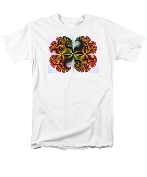Men's T-Shirt  (Regular Fit) featuring the digital art Treasure by Karin Kuhlmann