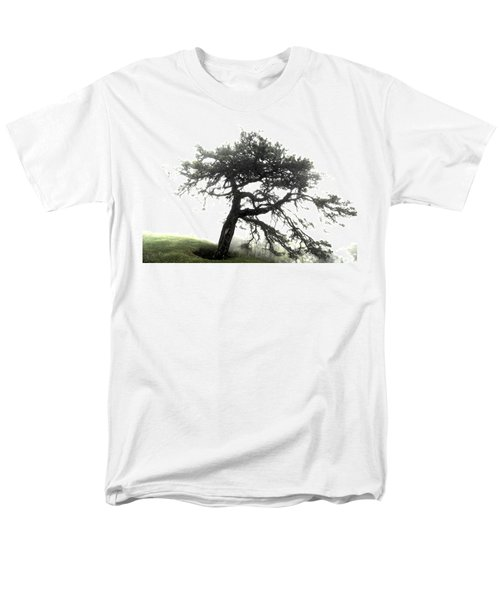 Men's T-Shirt  (Regular Fit) featuring the photograph Tree by Alex Grichenko