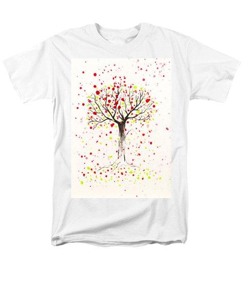 Tree Explosion Men's T-Shirt  (Regular Fit)