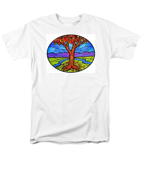 Tree Of Grace - Autumn Men's T-Shirt  (Regular Fit)