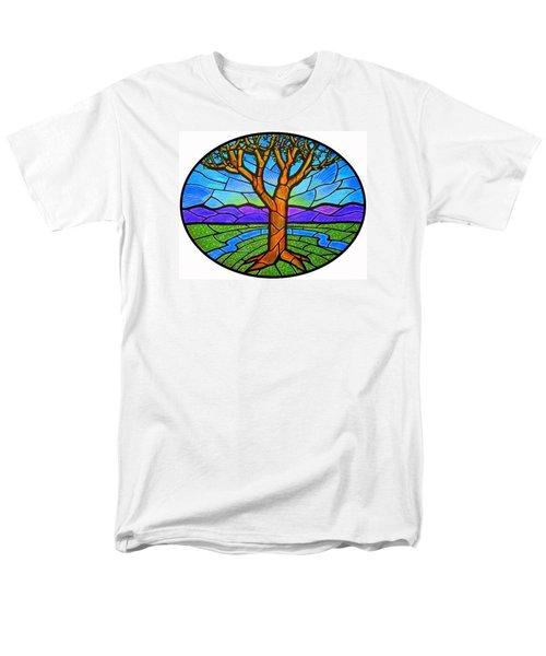 Tree Of Grace - Spring Men's T-Shirt  (Regular Fit)