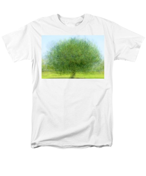 Tree Of Joy Men's T-Shirt  (Regular Fit)