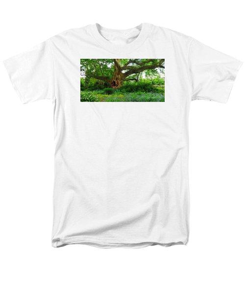 Tree Of Life Men's T-Shirt  (Regular Fit) by Christian Slanec