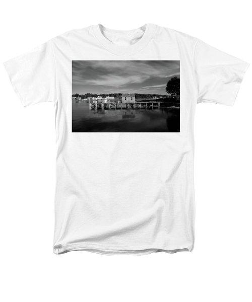 Tremont, Maine No. 23-1 Men's T-Shirt  (Regular Fit) by Sandy Taylor