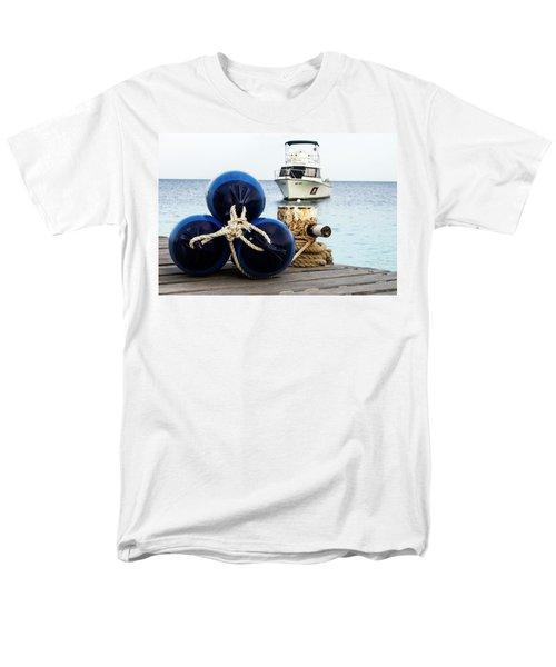 Triple Bumpers Men's T-Shirt  (Regular Fit) by Jean Noren