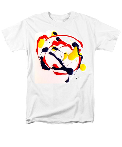 Tropical Fish Men's T-Shirt  (Regular Fit) by Fred Wilson