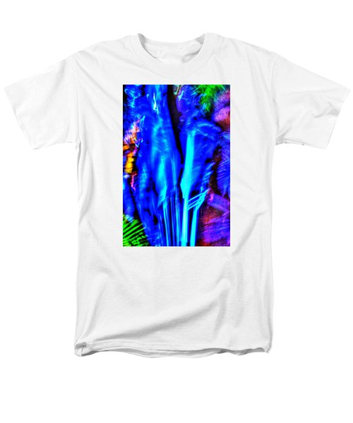 Men's T-Shirt  (Regular Fit) featuring the photograph Tropical Lightshow  by Richard Ortolano