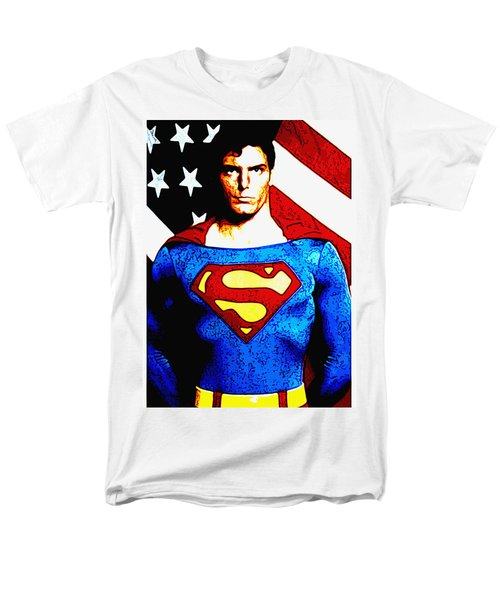 Truth And Jusice Men's T-Shirt  (Regular Fit) by Saad Hasnain