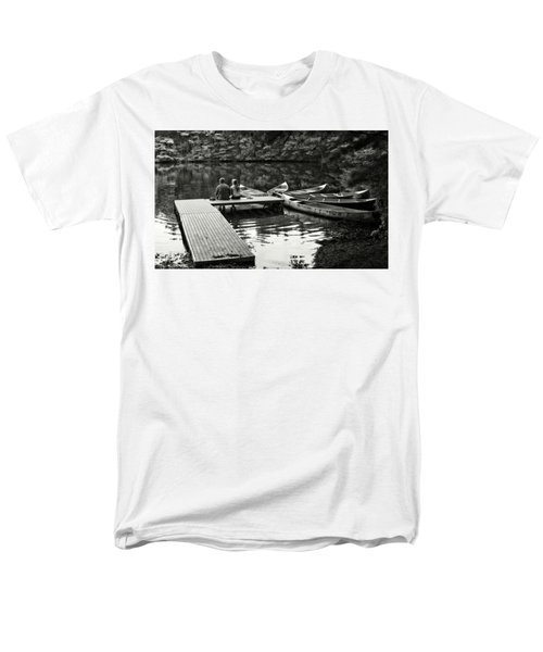 Two In A Boat Men's T-Shirt  (Regular Fit) by Alex Galkin