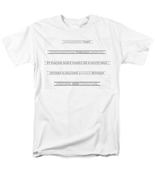 Twombly Men's T-Shirt  (Regular Fit)