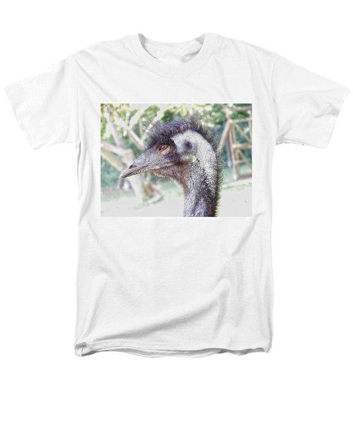 ...und Das Bin Ich, Wenn Ich Wieder Men's T-Shirt  (Regular Fit) by Mandy Tabatt