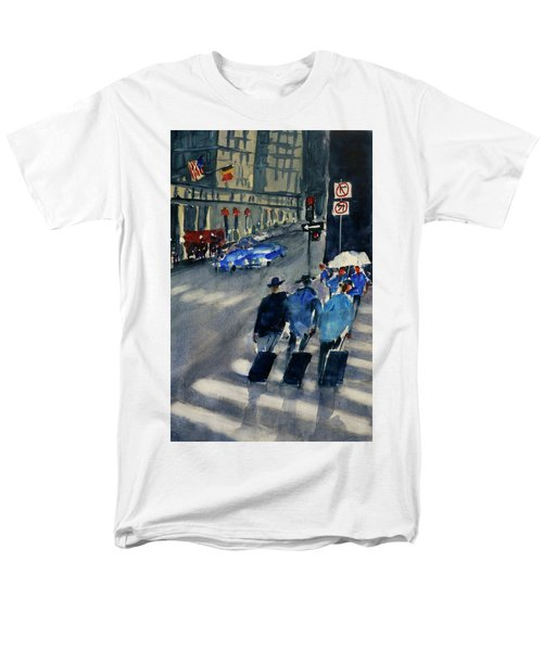 Union Square1 Men's T-Shirt  (Regular Fit) by Tom Simmons
