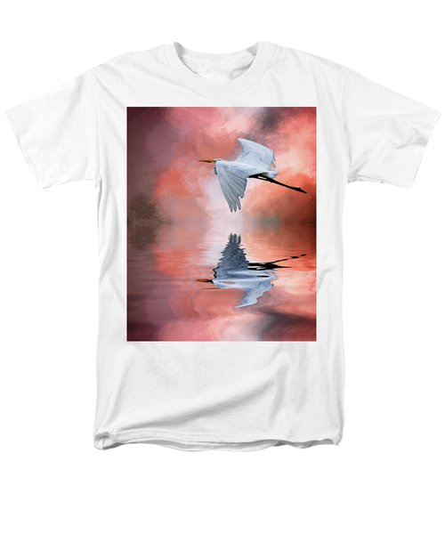 Up. Up And Away Men's T-Shirt  (Regular Fit) by Cyndy Doty