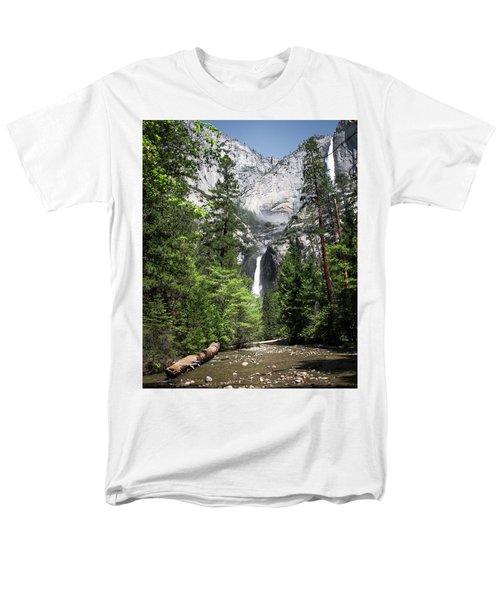 Upper Lower Men's T-Shirt  (Regular Fit) by Ryan Weddle