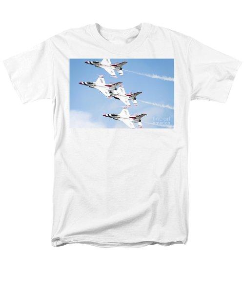 Usaf Thunderbirds Men's T-Shirt  (Regular Fit)