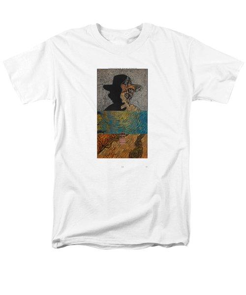 V Ogh 11 Men's T-Shirt  (Regular Fit) by Stan  Magnan