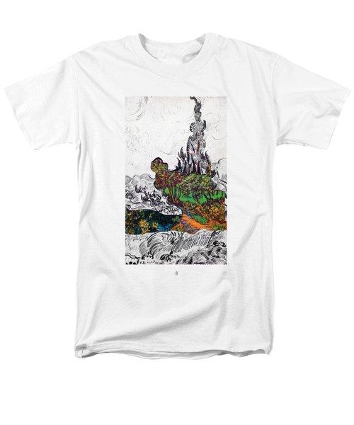 V Ogh 8 Men's T-Shirt  (Regular Fit)