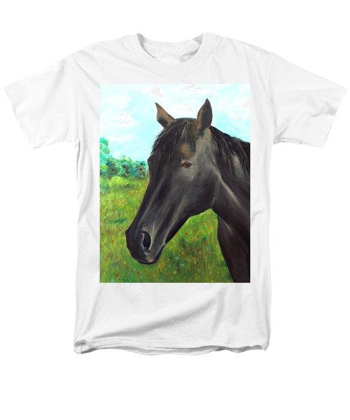 Velvet Men's T-Shirt  (Regular Fit) by Elizabeth Lock