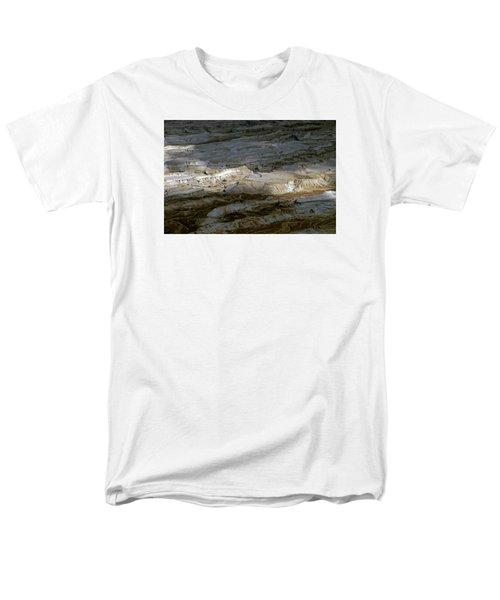 View From Masada Men's T-Shirt  (Regular Fit) by Dubi Roman