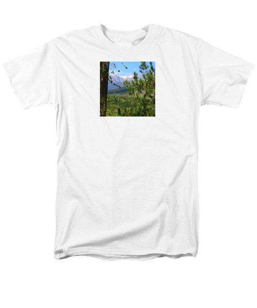 Views Of Katahdin Men's T-Shirt  (Regular Fit) by Robin Regan