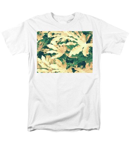Vintage Season Gold Men's T-Shirt  (Regular Fit) by Rebecca Harman