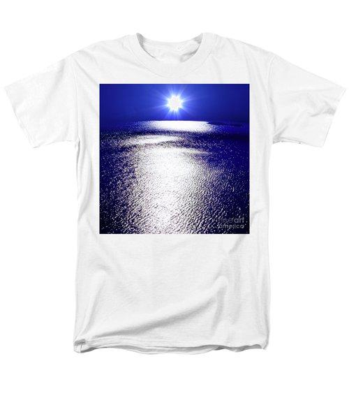 Virtual Sea Men's T-Shirt  (Regular Fit) by Tatsuya Atarashi