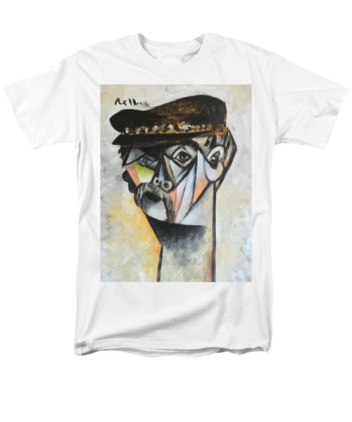 Vitae The Old Man  Men's T-Shirt  (Regular Fit)