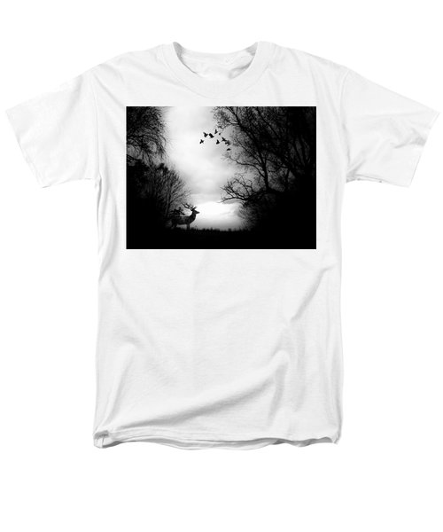Waking From Winters Sleep Men's T-Shirt  (Regular Fit) by Michele Carter