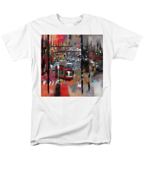 Washington I 471 1 Men's T-Shirt  (Regular Fit) by Mawra Tahreem