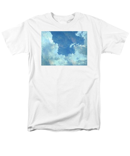 Water Clouds Men's T-Shirt  (Regular Fit) by Robin Regan