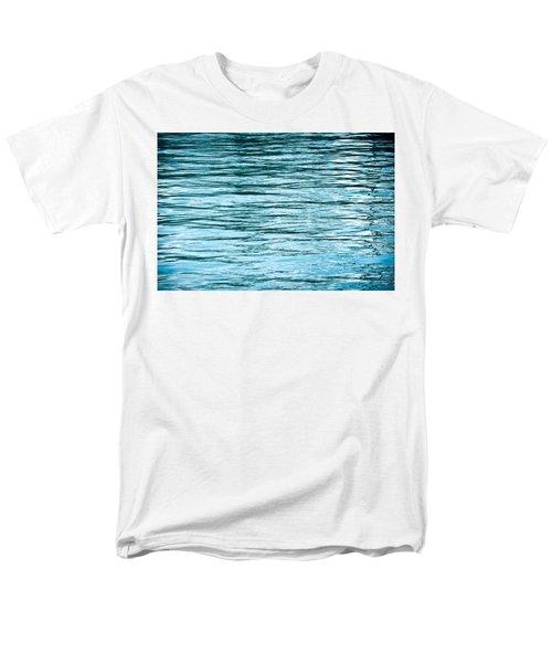 Water Flow Men's T-Shirt  (Regular Fit) by Steve Gadomski