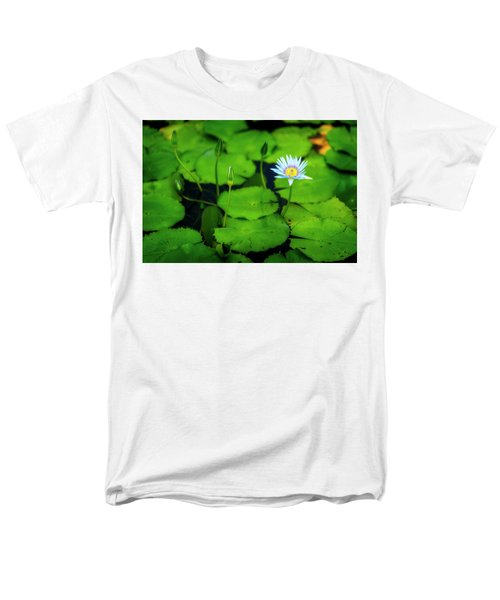 Men's T-Shirt  (Regular Fit) featuring the photograph Water Logged by Ryan Manuel