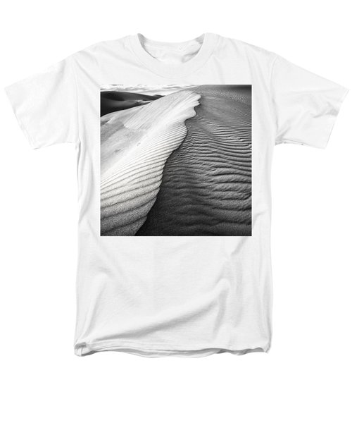 Men's T-Shirt  (Regular Fit) featuring the photograph Wavetheory V by Ryan Weddle