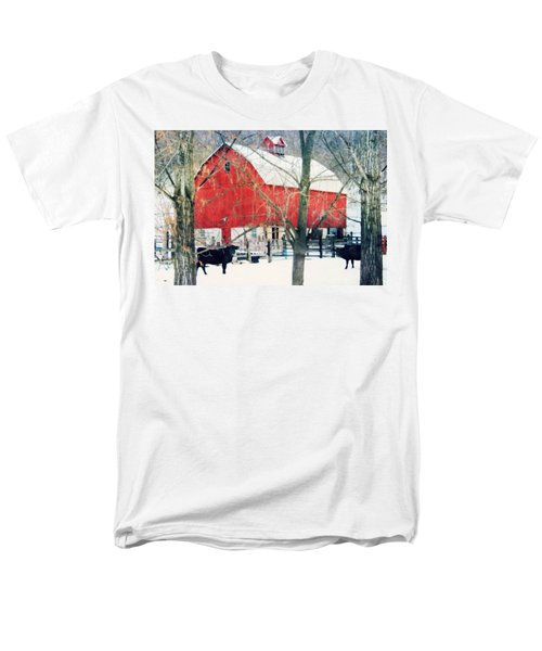 Men's T-Shirt  (Regular Fit) featuring the photograph Whatcha Looking At by Julie Hamilton