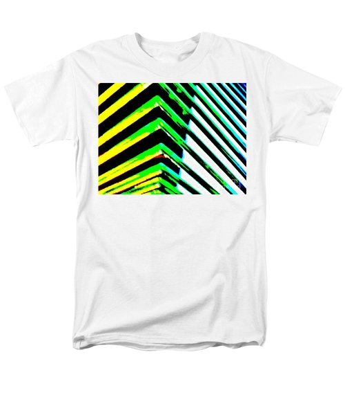 Whats Your Angle Men's T-Shirt  (Regular Fit) by Tim Townsend