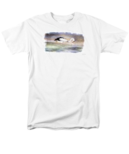 Men's T-Shirt  (Regular Fit) featuring the photograph Where Is That Dam Fish 01 by Kevin Chippindall