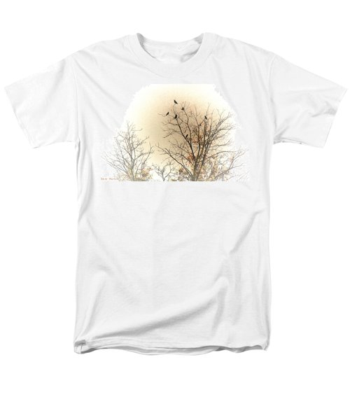 Where To Go From Here... Men's T-Shirt  (Regular Fit) by Bonnie Willis