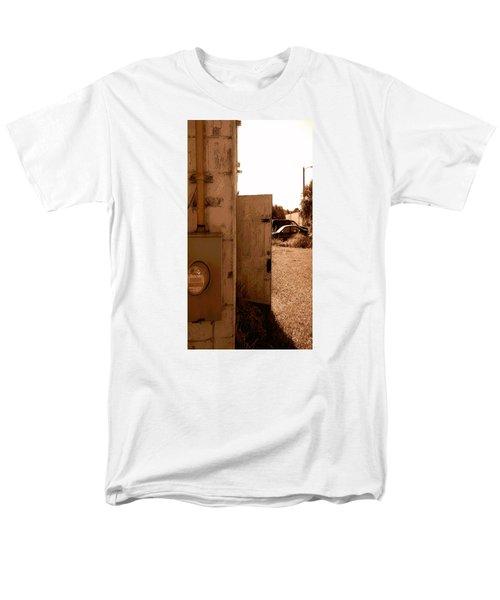 Wide Open Men's T-Shirt  (Regular Fit) by Steve Sperry