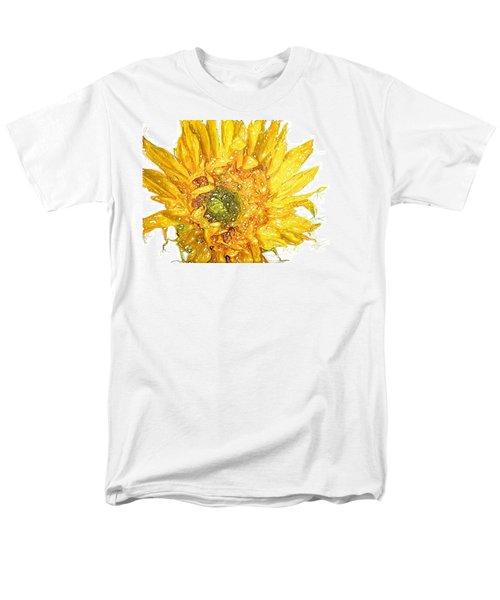 Wild Flower Two  Men's T-Shirt  (Regular Fit) by Heidi Smith