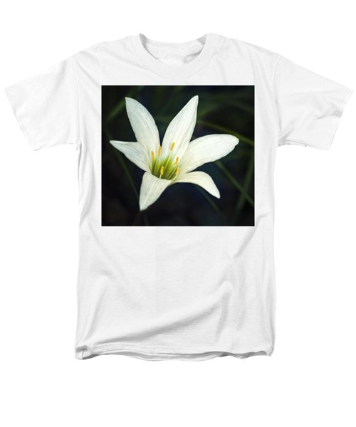 Men's T-Shirt  (Regular Fit) featuring the photograph Wild Lily by Carolyn Marshall