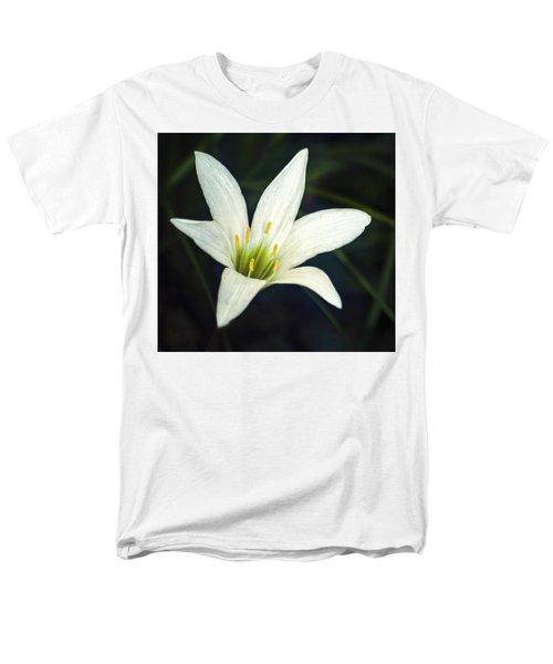 Wild Lily Men's T-Shirt  (Regular Fit) by Carolyn Marshall