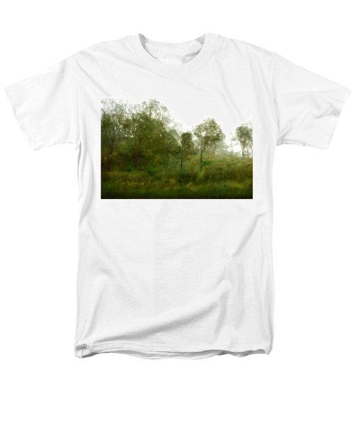Wind Storm Men's T-Shirt  (Regular Fit) by Linde Townsend