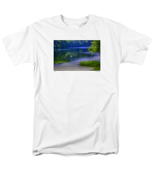 Wings Men's T-Shirt  (Regular Fit) by R Thomas Berner